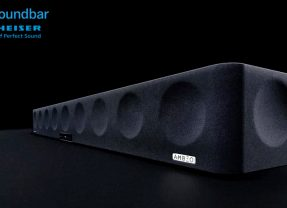 Sennheiser AMBEO Soundbar, a Experiência de Áudio 3D em Casa