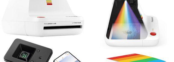 Polaroid Lab Transforma Fotos do Smartphone em Papel com Processo Analógico