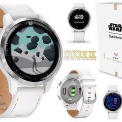 Relógio Rey Smartwatch Garmin – Edição Especial Star Wars: A Ascensão Skywalker