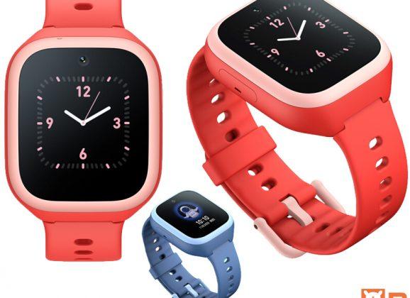Novo Relógio Smartwatch Xiaomi Infantil: Mi Rabbit Children's Watch 4C 4G