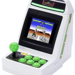 Astro City Mini – Réplica em Miniatura do Famoso Arcade Sega com 36 Games