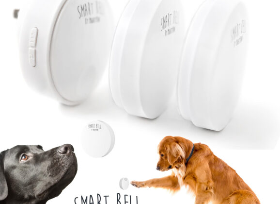 Campainha para Cachorros Mighty Paw Smart Bell 2.0