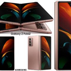 Galaxy Z Fold2, o Novo Smartphone Dobrável da Samsung