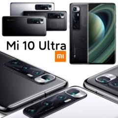 Mi 10 Ultra, o Novo Smartphone da Xiaomi com Recarga em 20 Minutos e Zoom de 120x