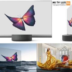A Incrível Televisão Mi TV LUX OLED com Tela Transparente da Xiaomi