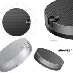 Caixa de Som Huawei FreeGO Bluetooth com Design Diferenciado