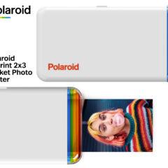 Mini Impressora Polaroid Hi·Print 2×3 Super Portátil