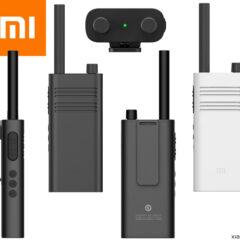 Xiaomi Mi Walkie Talkie Lite – Mais Simples e Mais Barato