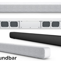 Xiaomi Mi TV Soundbar para Incrementar o Som da TV