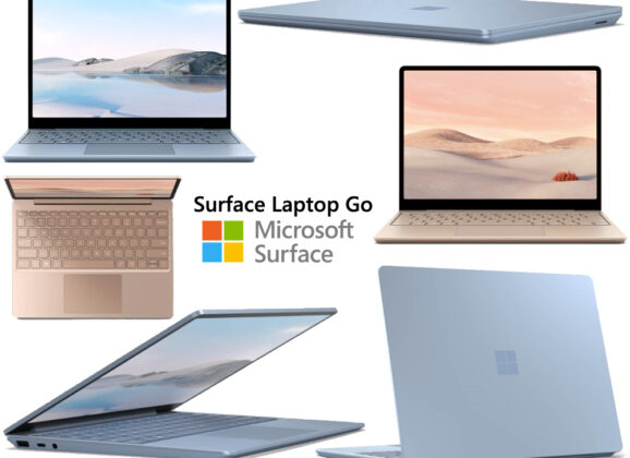 Surface Laptop Go – O Novo Laptop Leve e Barato da Microsoft