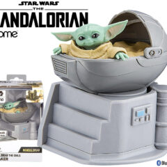 Caixa de Som Bluetooth The Child (Baby Yoda) Star Wars: The Mandalorian