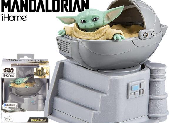 Caixa de Som Bluetooth The Child (Baby Yoda) Star Wars: The Mandalorian