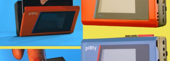 Caixa de Som Pl8ty Imita um Walkman dos Anos 80