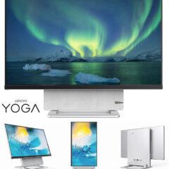 """Computador """"All-in-One"""" Lenovo YOGA 27"""