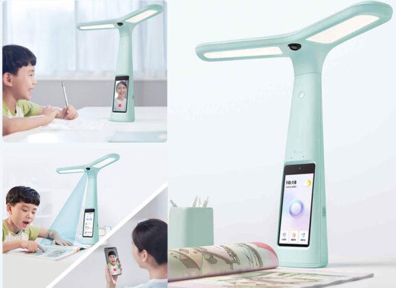 Luminária Dali Smart Tutoring Lamp T5 Ajuda no Dever de Casa e nas Aulas Online