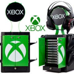 Armário Xbox Official Gaming Locker