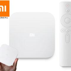 TV Box Xiaomi Mi Box 4S Pro com Vídeo 8K