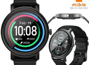 Relógio de Pulso Xiaomi Mibro Air Smartwatch