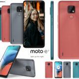Novo Smartphone Motorola Moto E7 Mais Simples e Mais Barato