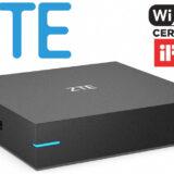 ZTE Anuncia o Primeiro TV Box com Wi-Fi 6
