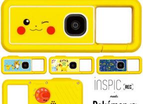 Câmera Digital Pokémon Canon Inspic Rec Pikachu