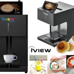 iView Picasso Art Printer Impressora de Alimentos e Bebidas