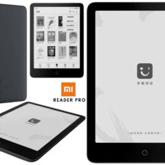 Leitor Digital Xiaomi Mi Reader Pro com Nova Tela de 7.8″