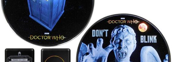 Carregadores Sem Fio e Power Bank da Série Doctor Who