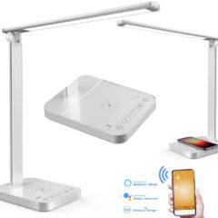Luminária Inteligente Sem Fio Napatek S61