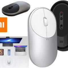 Xiaomi Mi Portable Wireless Mouse 2 – Segunda Geração