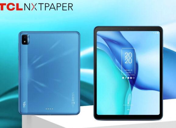 Tablet/E-Reader TCL NXTPAPER com Tela no Estilo E-Ink
