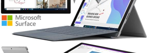 Surface Pro 7+ o Novo Tablet Microsoft para Empresas