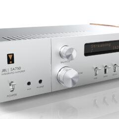 Amplificador JBL SA750 com Design Vintage e Tecnologia do Século 21