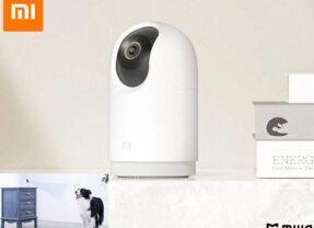 Câmera de Segurança Xiaomi Mijia Exploration com Reconhecimento Facial de Humanos e Animais