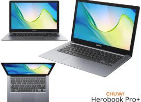 Notebook Chuwi HeroBook Pro+ com Tela 3K e Preço Acessível