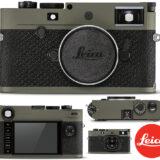 """Câmera Fotográfica Leica M10-P """"Reporter"""" com Armadura de Kevlar"""