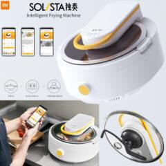 Panela Inteligente Xiaomi Solista Solo Cozinha Sem Fumaça