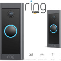 Campainha Inteligente Amazon Ring Video Doorbell Wired