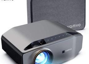 Projetor Vamvo L6200 1080P Full HD com Tela de até 300″ Polegadas