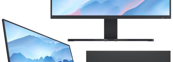 Monitor Xiaomi Redmi Display com Tela de 27 Polegadas