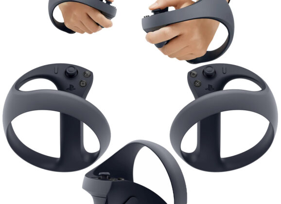 Novo Controlador de Realidade Virtual VR do PlayStation 5
