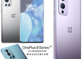 Smartphones OnePlus 9 Series com Câmeras Hasselblad