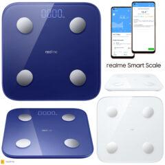 Balança Inteligente Realme Smart Scale