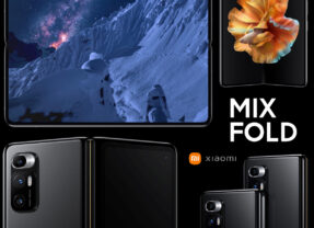 Smartphone Dobrável Xiaomi Mi MIX FOLD com Novidades Incríveis