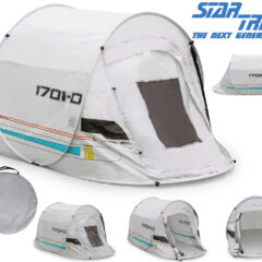 Barraca de Camping Star Trek Type 6 Shuttlecraft