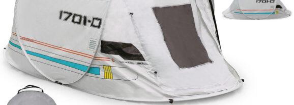 Barraca de Camping Star Trek Type 6 Shuttlecraft