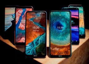 Nokia lança três novas linhas de smartphones, com destaque para o Nokia X20 com lentes Zeiss