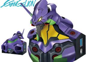 Hub USB Rebuild of Evangelion: EVA Unit 01