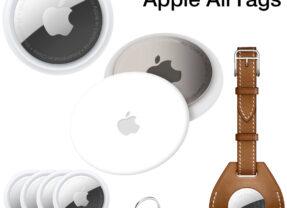 Localizador Bluetooth AirTag da Apple