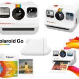 Câmera Instantânea Polaroid Go Pequena e Portátil